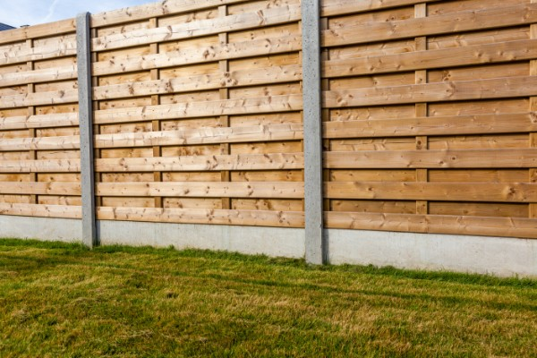 Fencing Auckland - Wooden Fence